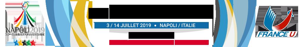 France U Napoli 2019