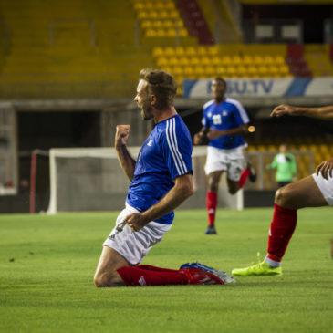 Entrée en lice réussie pour les footballeurs tricolores !