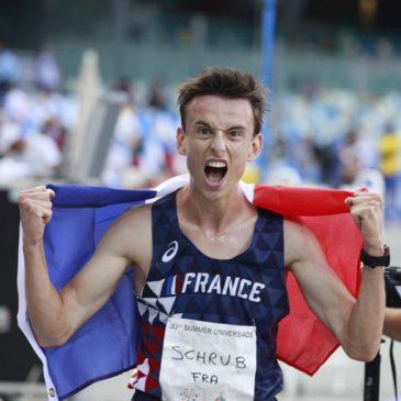 L'athlétisme porte le compteur tricolore à 23 médailles !